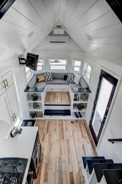 Tiny Home Designs: Modern Tiny Living